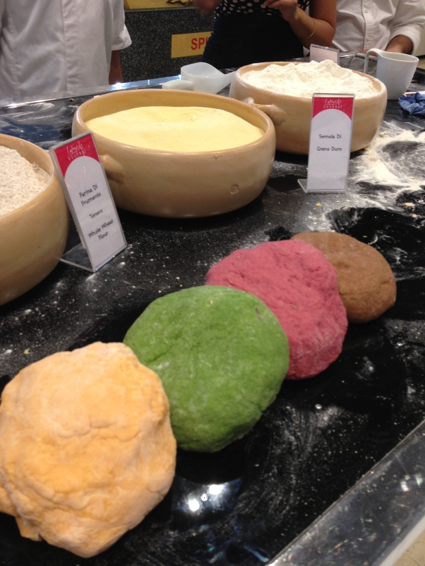 Flavoured Pasta Dough