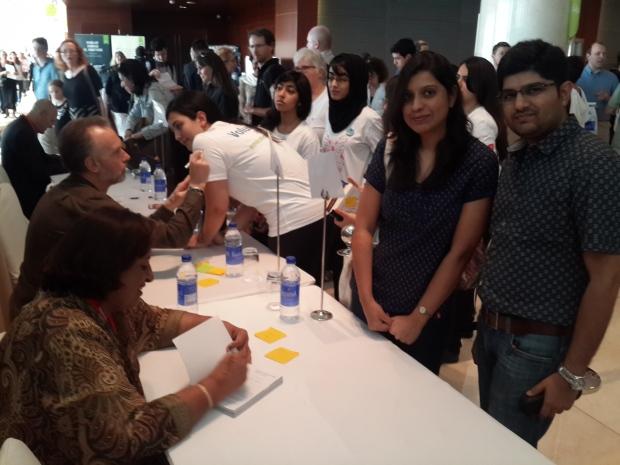 Meeting Camellia Punjabi1