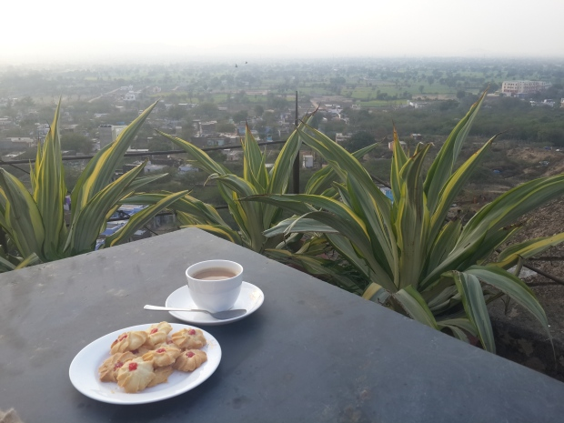 Tea Break - Neemrana