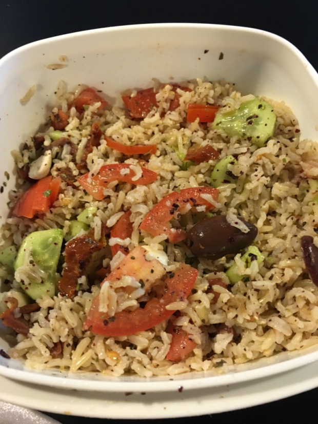 Brown Rice Salad 1